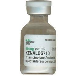 Kenalog 10 Injections